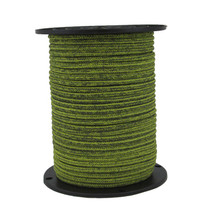 """5/16"""" SpeckJack Bungee Olive/Yellow"""
