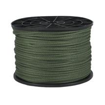 "1/8"" Polyester Rope Hunter Green"