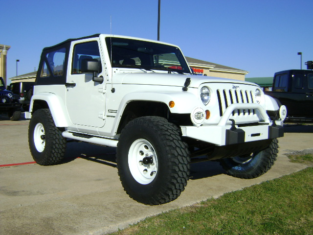 Custom Built Jeeps