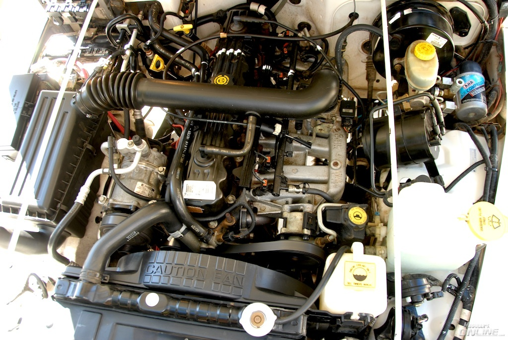 1987 Jeep Engine Bay 1987 Engine Problems And Solutions
