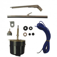 '41-'68 CJ/Willys 12V Wiper Motor Conversion Kit