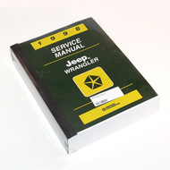 1998 TJ Service Manual