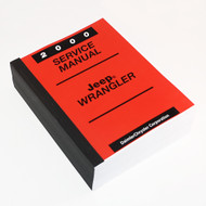 2000 TJ Service Manual