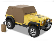 '97-'06 TJ All-Weather Trail Cover