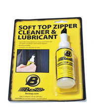2-oz bottle of Bestop Soft Top Zipper Cleaner & Lubricant