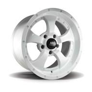 "Gloss White 17x9"" Alloy Wheel"