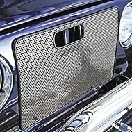 '97-'01 TJ Grill Screen (Aluminum)