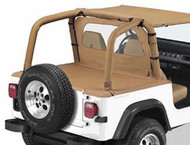 '92-'95 YJ Duster Deck Cover (factory hard top)