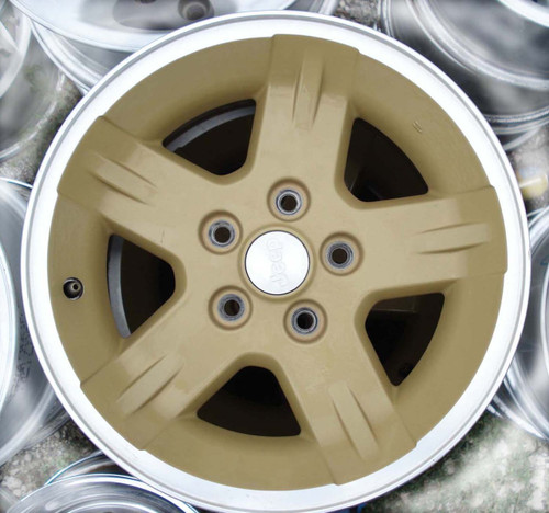 Jeep Wrangler Golden Eagle Ravine Wheel - Collins Bros Jeep