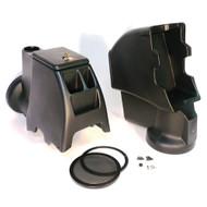 '76-'95 CJ/YJ Intra-Pod Console (w/o amp or sub)