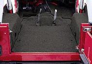 '76-'95 CJ7/YJ Black Carpet Kit (Velcro)