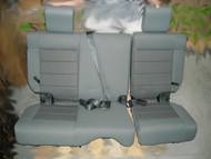 Jeep Wrangler OEM Rear 60/40 Split Folding Seat w/ Seat Belts