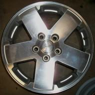 Jeep Wrangler JK 18x7.5 Sahara Cast Aluminum Wheel