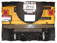 '76-'06 CJ/YJ/TJ/LJ Rear Bumper