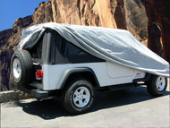 '04-'06 LJ Full Jeep Cover (Gray)