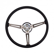 '76-'95 CJ/YJ Reproduction Base Model Steering Wheel (BLACK)