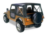 '76-'86 CJ7 Replace-a-Top w/door skins