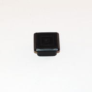 """'76-'86 CJ Spare Tire Carrier Small End Cap (1"""")"""