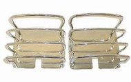 '76-'06 CJ/YJ/TJ/LJ Stainless Tail Light Guards