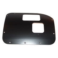 '80-'86 CJ Floor Shifter Cover Plate (4cyl w/SR4, T4/5, D300)