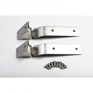 '87-'94 YJ Stainless Tailgate Hinges