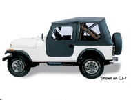 '81-'86 CJ8 Tigertop w/doors