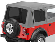 '88-'95 YJ Tinted Window Kit for Replace-a-Top & OEM Soft Top