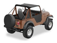 '51-'81 M38/CJ5-6 Traditional Bikini Top