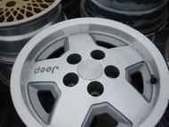 Alloy Wheel 87-95 Wrangler Factory