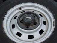 Base TJ/YJ Steel Wheel