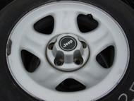 TJ/YJ Wrangler Sport Steel Wheel