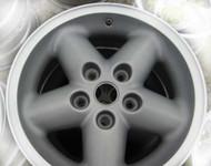 Jeep Wrangler Grizzly Wheel - Dark Gray