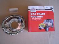 '97-'06 TJ Chrome Gas Filler Housing