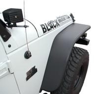BLKMTN Steel Fender Flares