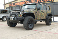 SOLD  2013 Black Mountain Conversion Wrangler Jeep Unlimited Stock# 637688