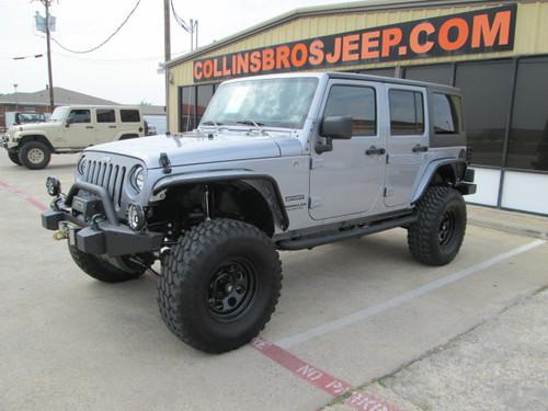 SOLD 2013 Black Mountain Conversion Wrangler Jeep