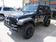 SOLD 2014 Black Mountain Conversions 2DR Jeep Wrangler Stock# 314413
