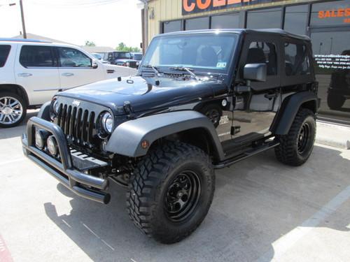 sold 2014 black mountain conversions 2dr jeep wrangler. Black Bedroom Furniture Sets. Home Design Ideas