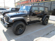 SOLD 2014 Black Mountain Conversions Jeep Wrangler Unlimited Stock# 314383