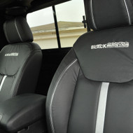 '07-Current Design Leather Seat Covers