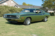 1971 Dodge Hemi Challenger