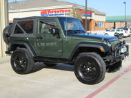 SOLD 2008 Jeep Wrangler Sport Stock# 510878