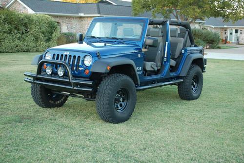 sold 2009 jeep jk unlimited sport 767778 collins bros jeep. Black Bedroom Furniture Sets. Home Design Ideas
