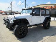 SOLD  2015 Black Mountain Conversions Unlimited Jeep Wrangler Stock# 532652