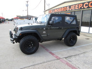 SOLD  2015 Black Mountain Conversions 2DR Jeep Wrangler Stock# 539674