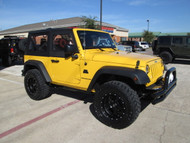 SOLD  2015 Black Mountain Conversions 2DR Jeep Wrangler Stock# 539670