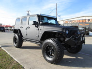 2015 Black Mountain Conversions Unlimited Jeep Wrangler Stock# 569163