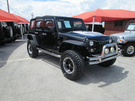 2015 Black Mountain Conversions Unlimited Jeep Wrangler Stock# 563986