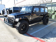 SOLD 2015 Black Mountain Conversions Unlimited Jeep Wrangler Stock# 563987