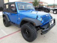 SOLD  2015 Black Mountain Conversions 2DR Jeep Wrangler Stock# 579471